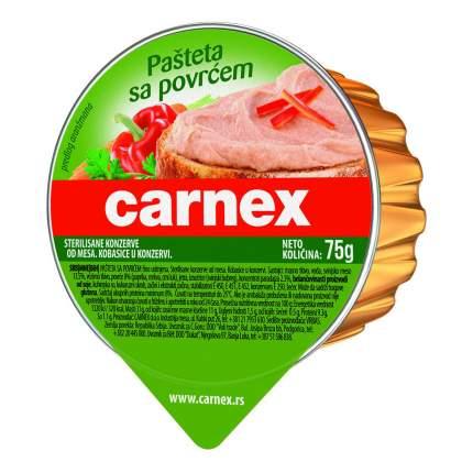 Паштет из свинины Carnex 75 г