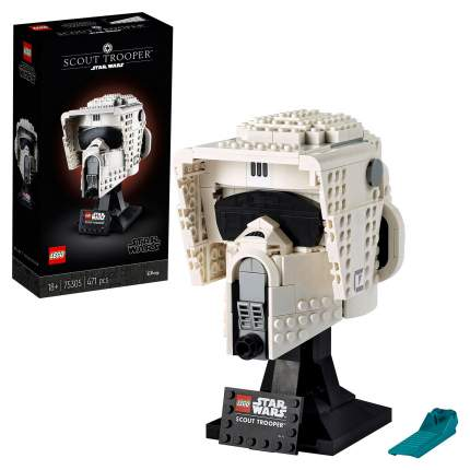 Конструктор LEGO Star Wars 75305 Шлем пехотинца-разведчика