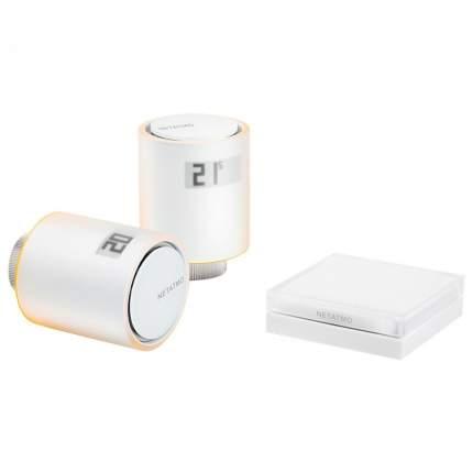 Базовый набор умных термоголовок Netatmo NVP-EN
