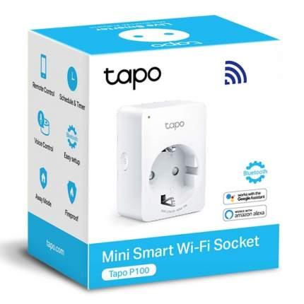 Умная розетка TP-Link Tapo P100 (1-pack)