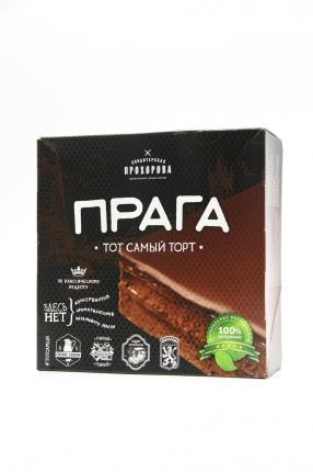 Торт Кондитерская Прохорова Прага 350 г
