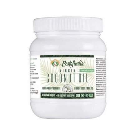 Кокосовое масло Coconut Oil Best of India) 500 мл