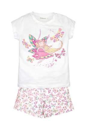 Пижама для девочки Ritta Romani, цв.мультиколор, р-р 104