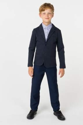 Пиджак для мальчика PlayToday, цв.синий, р-р 122