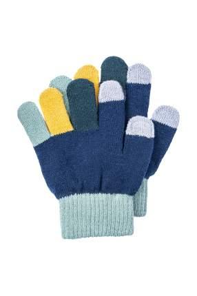 Перчатки детские PlayToday, цв.синий, р-р 17