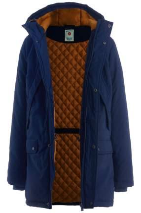 Пальто для мальчика Button Blue, цв.синий, р-р 104