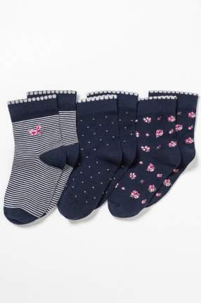 Носки для девочки Artie, цв.синий, р-р 17