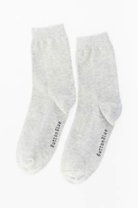 Носки для девочки Button Blue, цв.серый, р-р 14