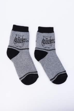 Носки детские Мой размер, цв. серый р.16