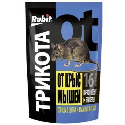 Средство от грызунов Rubit А-5088 Приманка ТриКота 16 штук х 10 г