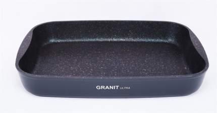 Противень апр литой 33,5х22х5,5см Granit ultra blueТМ KUKMARA