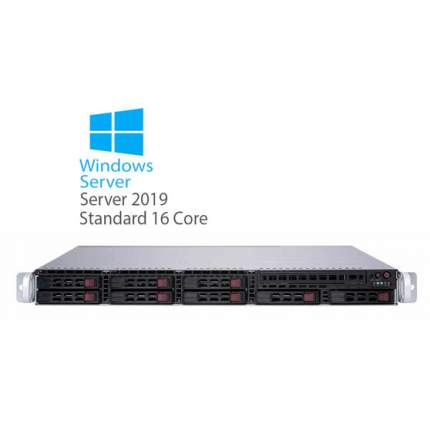 Rack-сервер SLComputers SL Unit 501-02