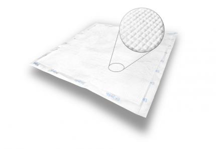 Пеленки гигиенические супервпитывающие одноразовые Dr. Skipp 60x90 60 шт. 2 уп. по 30 шт.