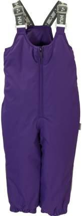 Полукомбинезон зимний Huppa цв. фиолетовый, р. 104
