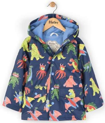 Куртка-дождевик Hatley цв. синий, р. 122