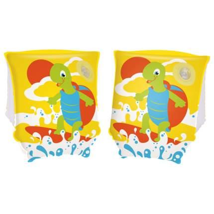 Нарукавники для плавания Черепашки 23 х 15 см 9x6 в ассортименте 2 цвета Bestway