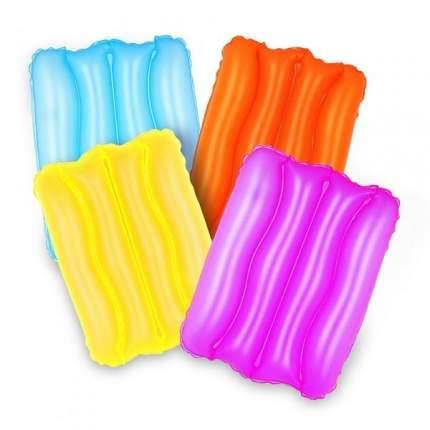 Подушка надувная Bestway 38х25х5 см в ассортименте 4 цвета