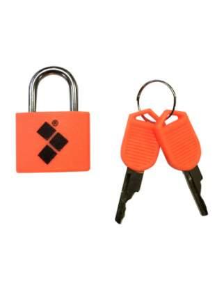 Замок Routemark mini оранжевый