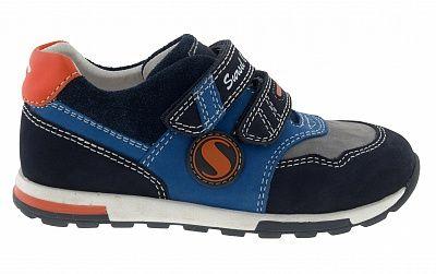 Кроссовки 55-167 Sursil-Ortho синий-черный, р.25