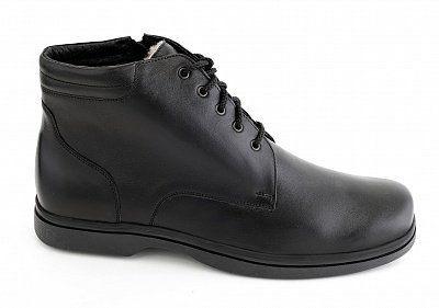Ботинки мужские 29109 Sursil-Ortho черный, р.40