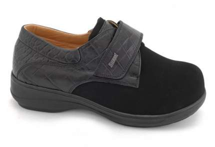 Диабетическая обувь полуботинки 11010 Sursil-Ortho черный, р.36