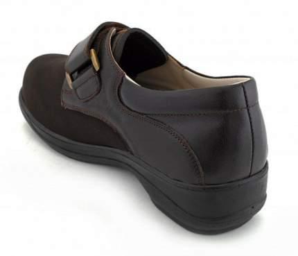Диабетическая обувь полуботинки 11110 Sursil-Ortho Коричневый, р.36