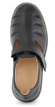 Диабетическая обувь туфли 25112 Sursil-Ortho черный, р.44