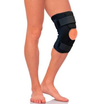Бандаж ортопедический Тривес Т-8508, коленный черный