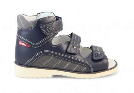 Ортопедические сандалии Sursil-Ortho 15-253_S мужские синий, серый