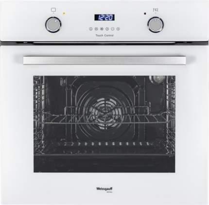 Встраиваемый электрический духовой шкаф Weissgauff EOA 29 PDW White