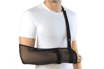 Бандаж для поддержки руки (косынка облегченная) KSU 222 Orto