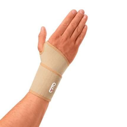 Бандаж на лучезапястный сустав с отверстием для большого пальца AWU 204 Orto