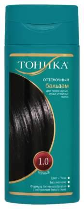 Оттеночный бальзам для волос Тоника 1.0 Черный, 150 мл