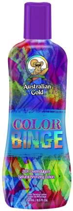 Крем-бронзатор Australian Gold Color Binge 250 мл