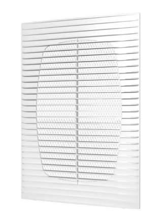 Решетка вент. 150*150 1515П ж/пр с сеткой, с рамкой, разъемн, АБС