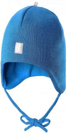 Шапка детская Reima, цв. голубой р-р 46