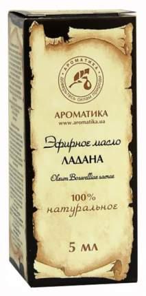 Эфирное масло Ароматика Ладана 5 мл
