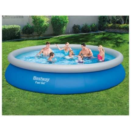 Надувной бассейн Bestway Fast Set 57313 457x457x84 см