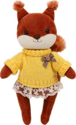 Мягкая игрушка Angel Collection Белочка Белль в свитере