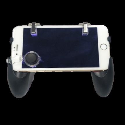 Геймпад для смартфона NoBrand с триггерами 5 в 1 для мобильных игр