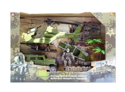 Набор военной техники ABtoys PT-01234 Боевая сила с фигуркой и акссесуарами