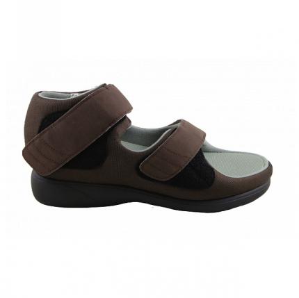 Ортопедические сандалии Sursil-Ortho 09-114 женские коричневый