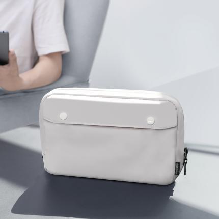 Дорожный органайзер Baseus Basics Series Digital Device Storage Bag L молочный