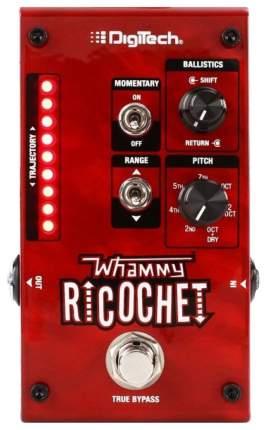Педаль Digitech Whammy Richochet питч-шифтер