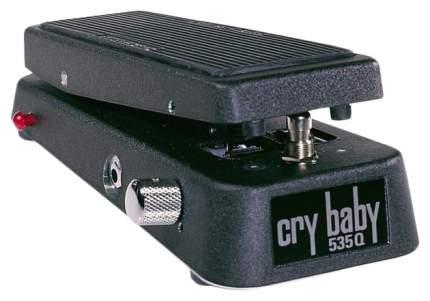 Педаль эффектов Dunlop 535Q-B CryBaby Multi Wah гитарная