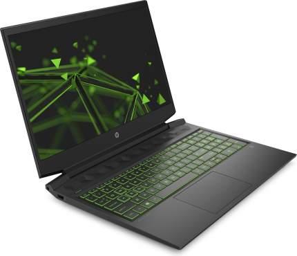Игровой ноутбук HP Pavilion Gaming 16-a0017ur (22R51EA) Acid green pat