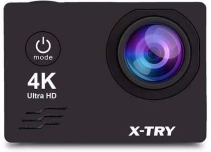 Видеокамера экшн X-TRY XTC165 NEO 4K WiFi + СЗУ