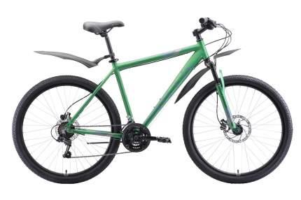 "Велосипед Stark Tank 27.1 HD 2020 20"" зеленый/серый"