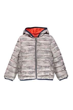 Куртка для девочки Brums, цв.бежевый, р-р 128