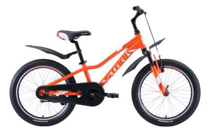 Велосипед Stark Rocket 20.1 S 2020 One Size оранжевый/белый/красный